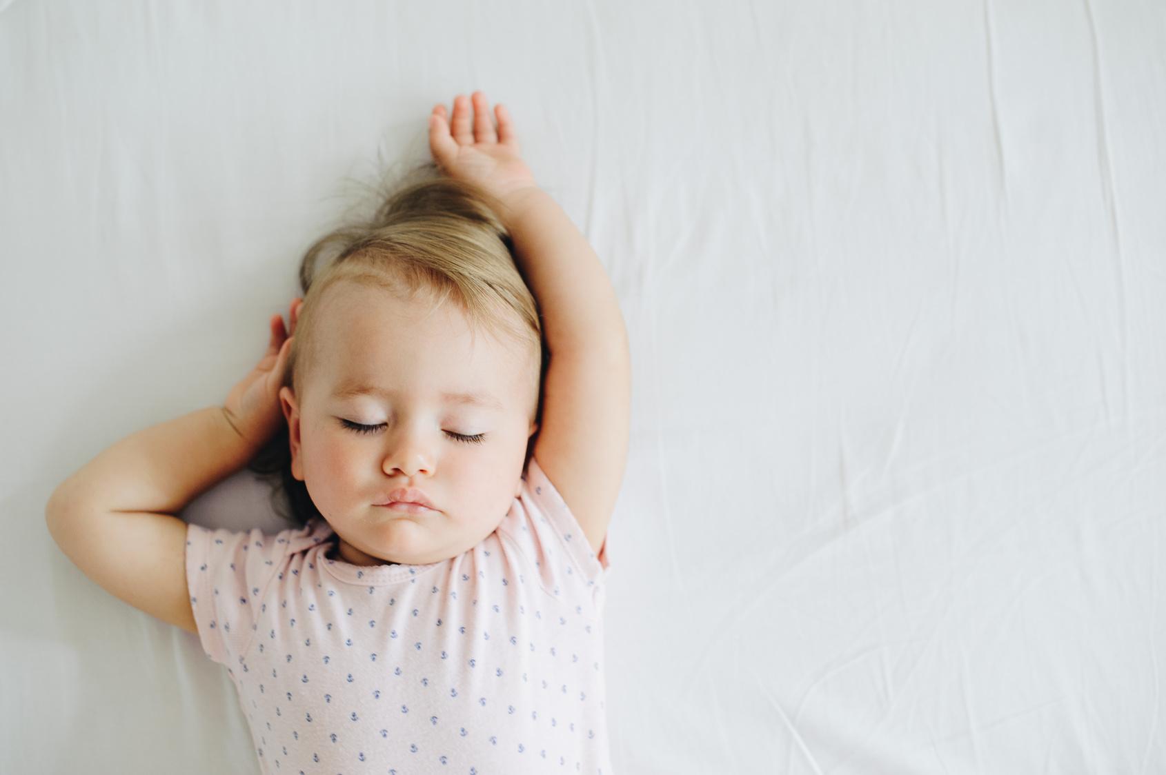 La sicurezza del bambino durante il sonno